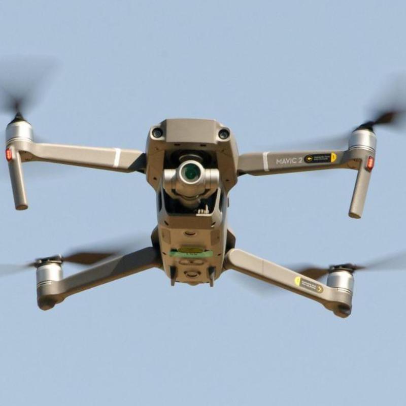 Une option packs décoiffante : le drone !